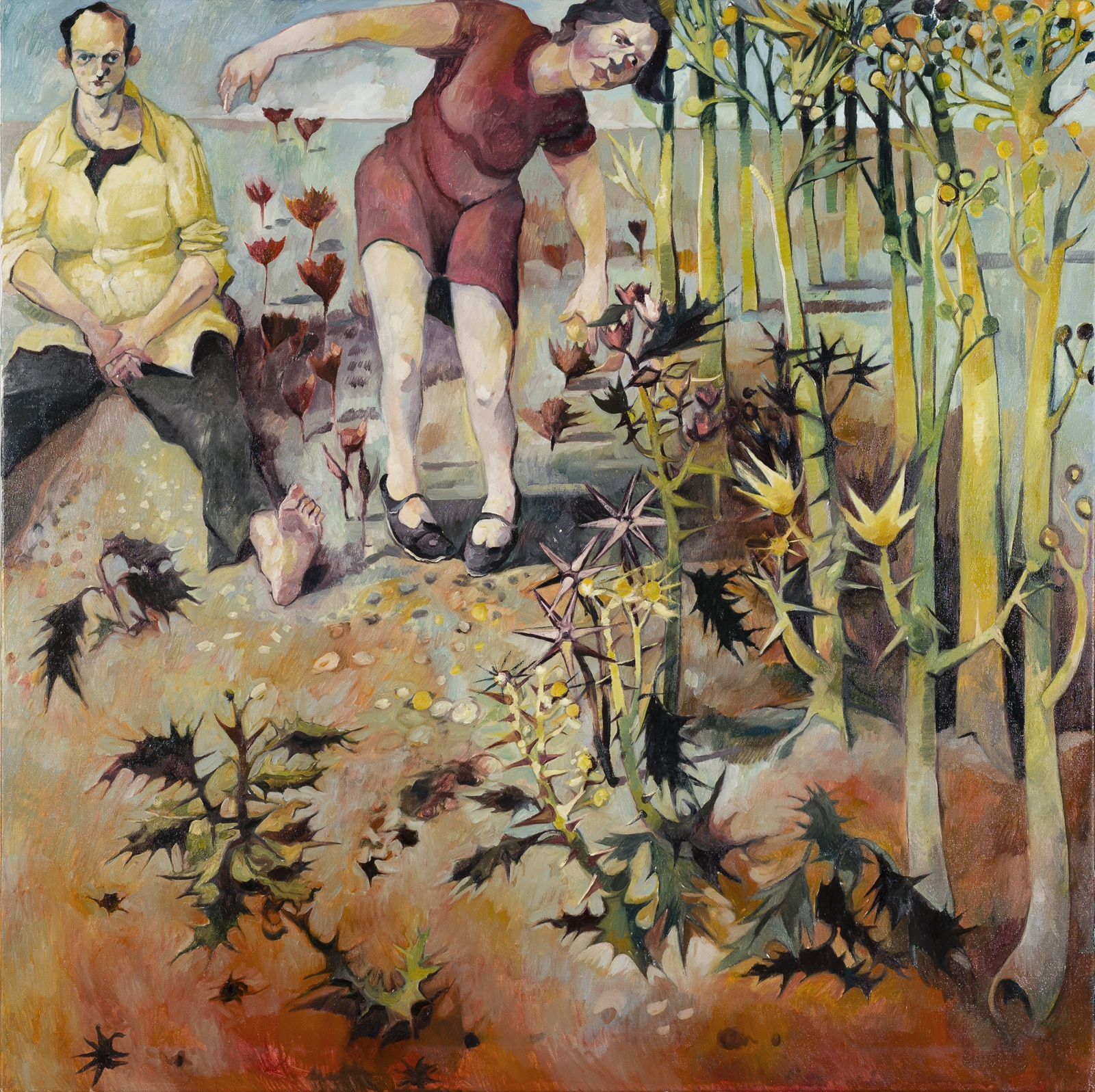 Steve Des Landes - Adam and Eve