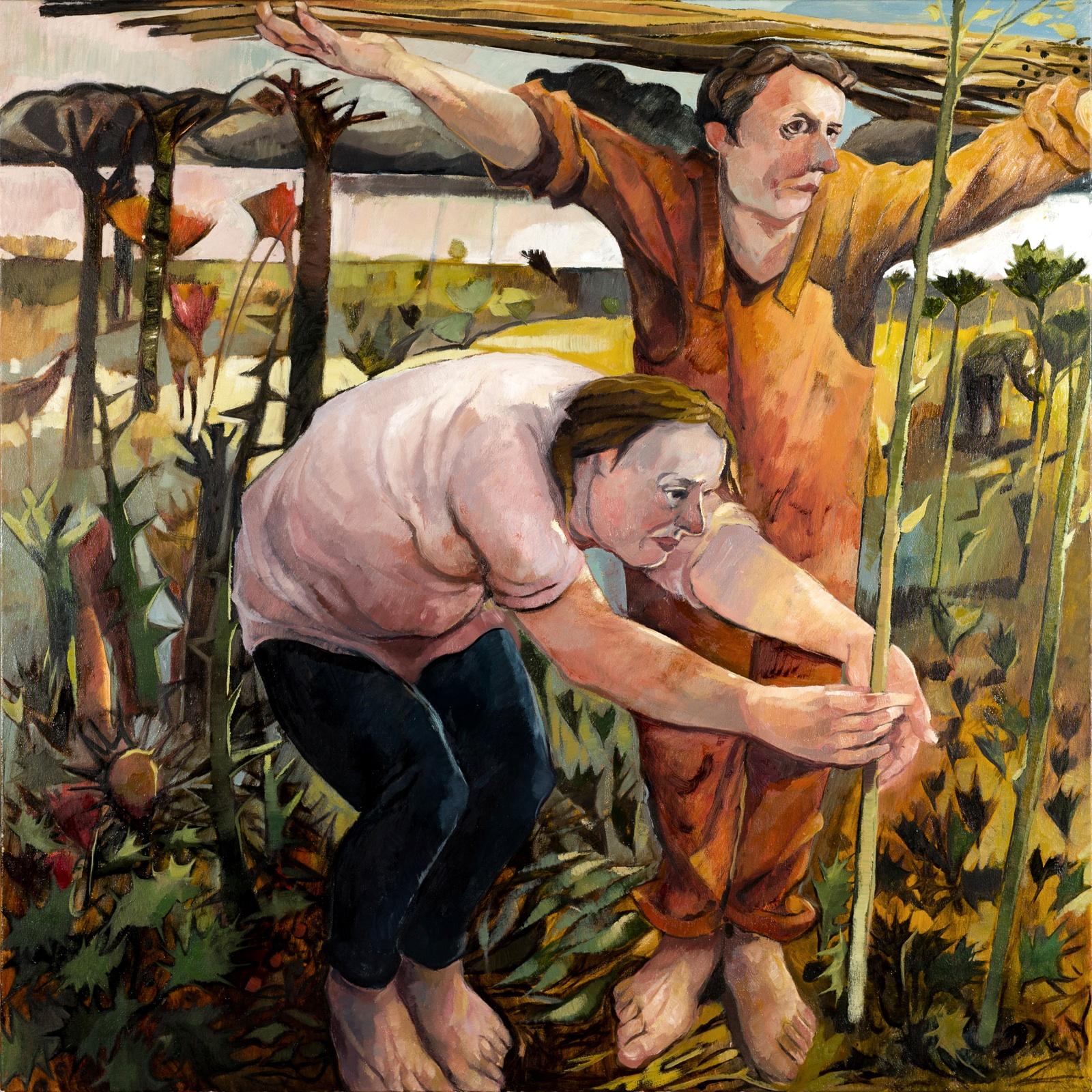 Steve Des Landes - In the Garden