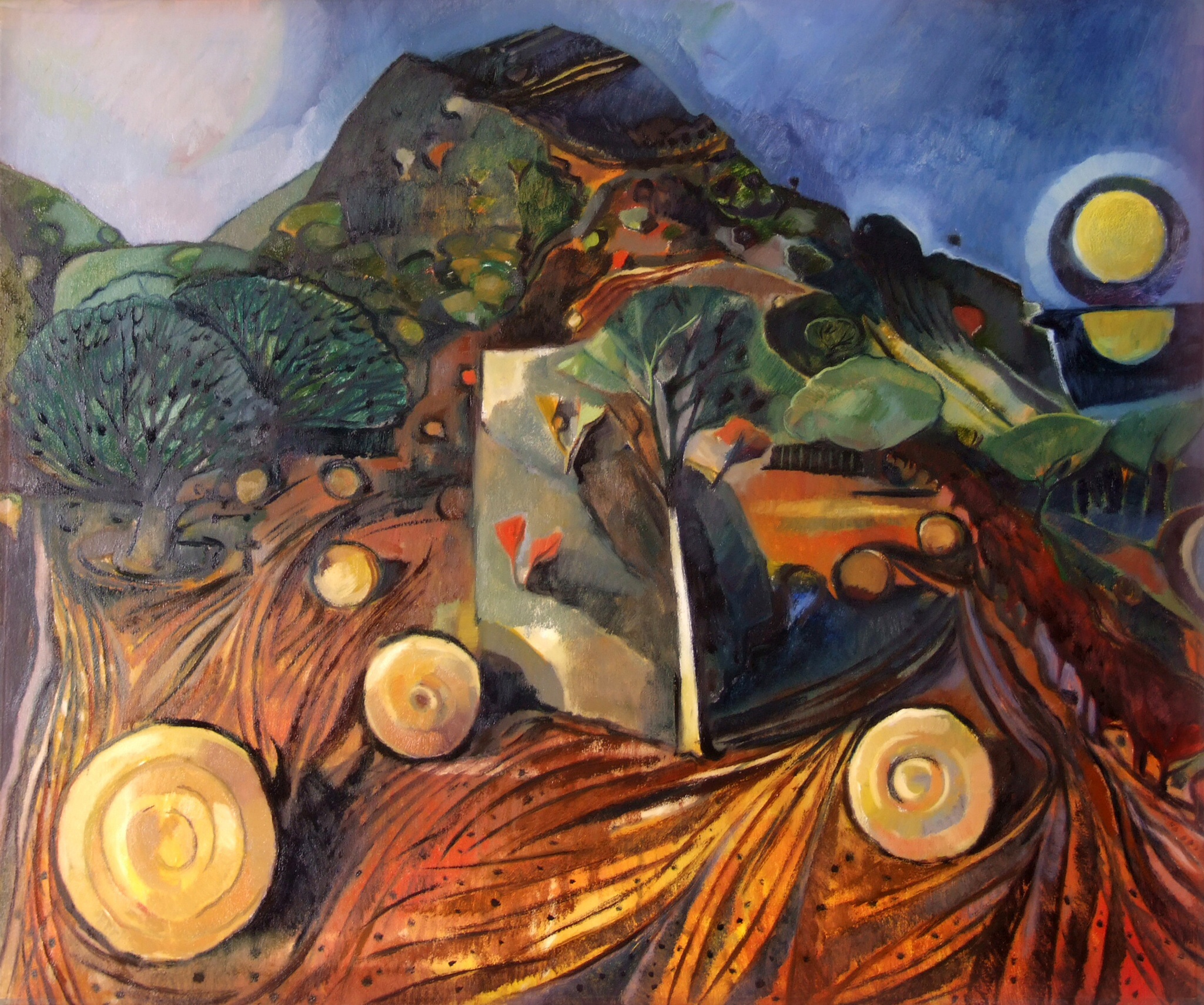 Steve Des Landes - Monolith 2