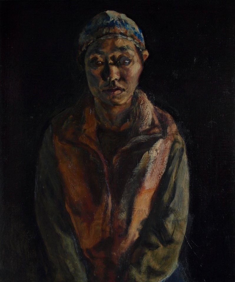 Kouta Sasai - Portrait of a Woman