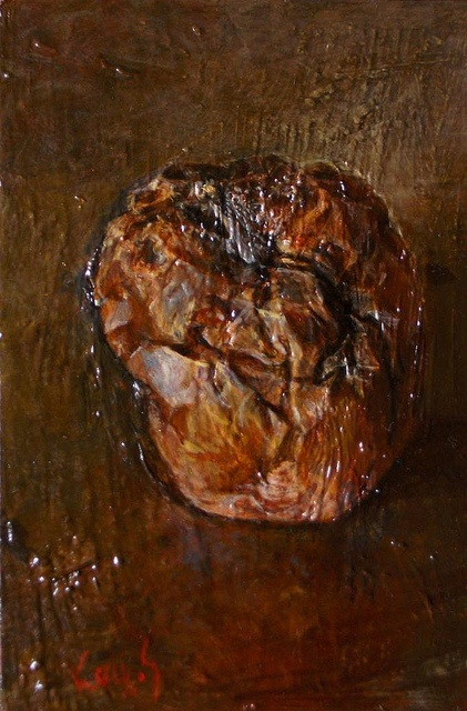 Kouta Sasai - Still Life Withered Apple