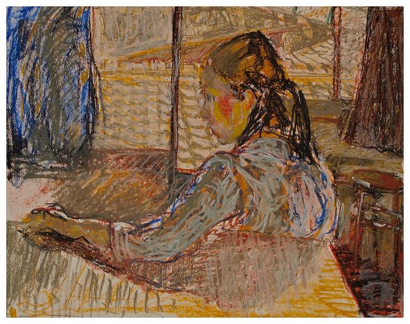 Kouta Sasai - Woman By The Window