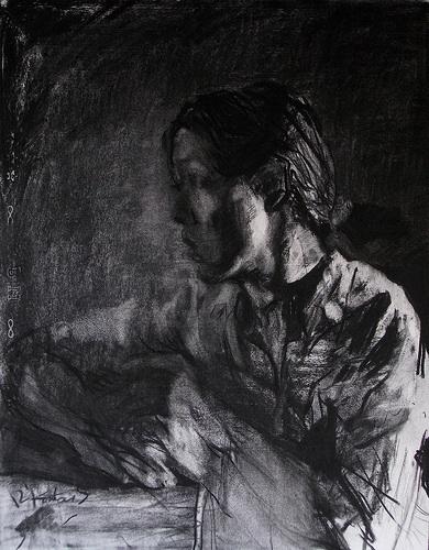 Kouta Sasai - Woman Looking Into Distance